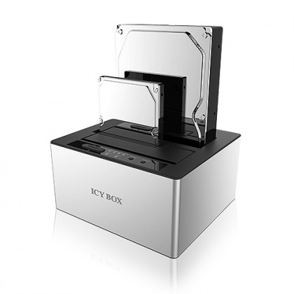 IB-121CL-U3 clonador disco duro