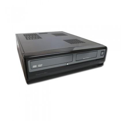 Caja ATX HTPC Silent Center + 480W