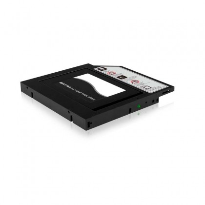 """IB-AC642 Adaptador disco duro 2.5"""" SATA y SSD para portátil"""