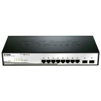 DGS-1210-10 Switch 10 puertos Gigabit LAN