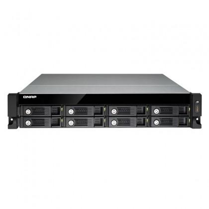 TVS-871U-RP-i5  NAS para 8 discos - Intel Core i5-4590S 3.0 GHz Quad Core, 8GB DDR3