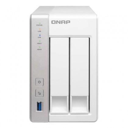 Sistema de Almacenamiento de Datos Qnap