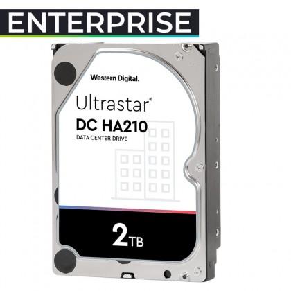 """HUS722T2TALA604 2TB HDD 3.5"""" Ultrastar 1W10002 HA210 DATACENTER 128MB 7200RPM. Garantía 5 años + exclusiva 30 días reposición DOA"""