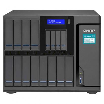 TS-1635-8G NAS 16 Bahías - Annapurna Labs Alpine AL-514 1.7GHz Quad Core, 8GB DDR3