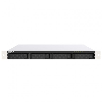 TS-453DU-RP-4G NAS rack 4 Bahías - Intel Celeron J4125 4 núcleos 2.0GHz (hasta 2.7GHz), 4GB DDR4