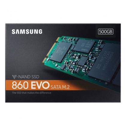 Samsung EVO 860 Disco Duro M2