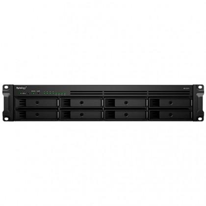 RS1219+ NAS 8 Bahías - Intel Atom C2538 quad-core 2.4GHz, 2GB DDR3