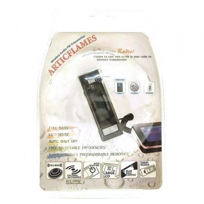 Transmisor FM y reproductor MP3 a través de puerto USB2.0 integrado (Pack 5)