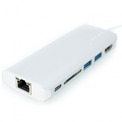 Adaptador de conexiones USB Type-C, IcyBox
