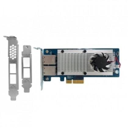 LAN-10G2T-X550 Tarjeta de red Original QNAP doble puerto 10 Gigabit Lan modelos Torre y Rack