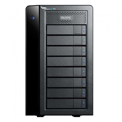 Pegasus 2 R8 Disponible en 24TB y 32TB