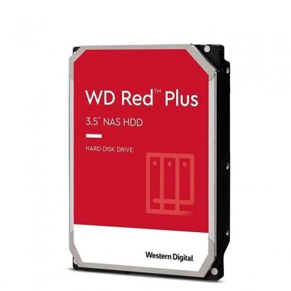 """WD60EFZX 6TB HDD 3.5"""" Edición RED NAS PLUS 128MB. Garantía 3 años + exclusiva 30 días reposición DOA"""
