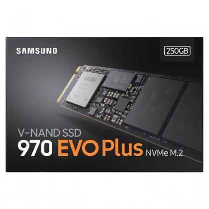 M.2 NVMe MZ-V7S250BW 250GB Samsung EVO Plus 970