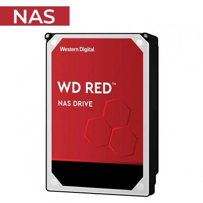 WD80EFAX 8TB HDD 3.5'' Edición RED NAS 256MB. Garantía 3 años + exclusiva 30 días reposición DOA