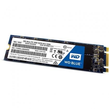 WDS500G2B0B 500GB Disco SSD M.2 SATA Edición Blue 545 MB/s