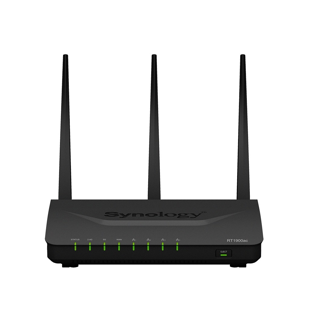 RT1900ac Router Wifi - Doble núcleo, 1 GHz, 256 MB DDR3 - 5GHz 4.6dBi
