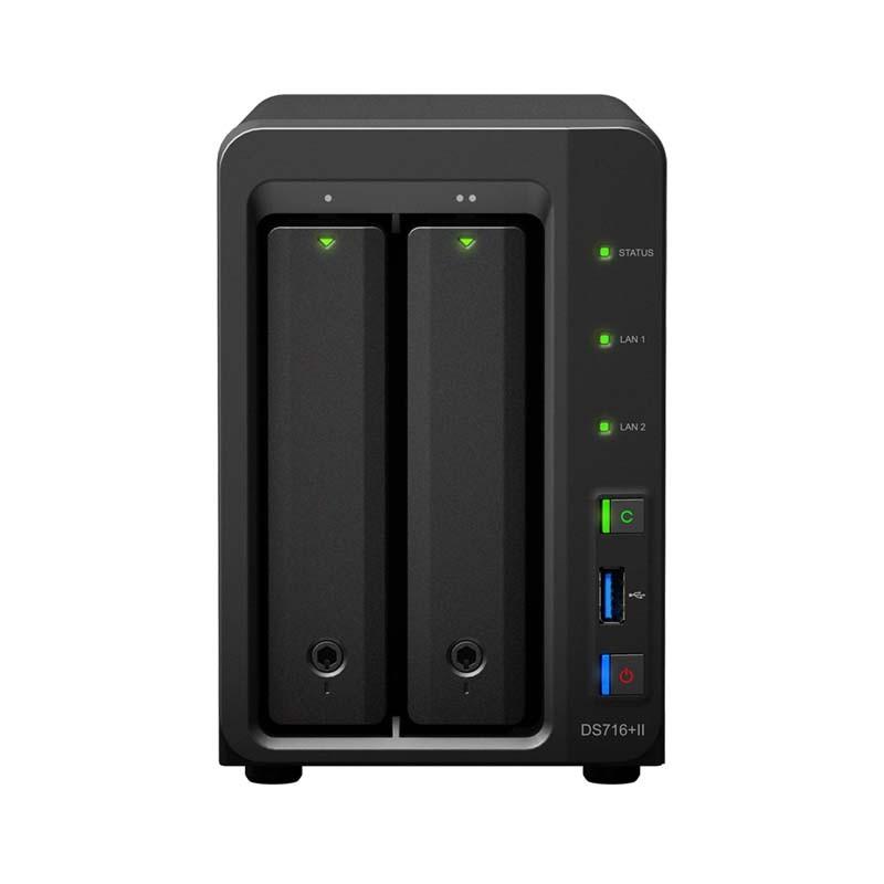 Servidor NAS Synology DS716+II Servidor de correo Mailplus Server