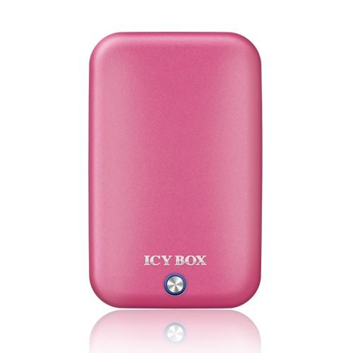 Icybox IB-272StU-OT Pink