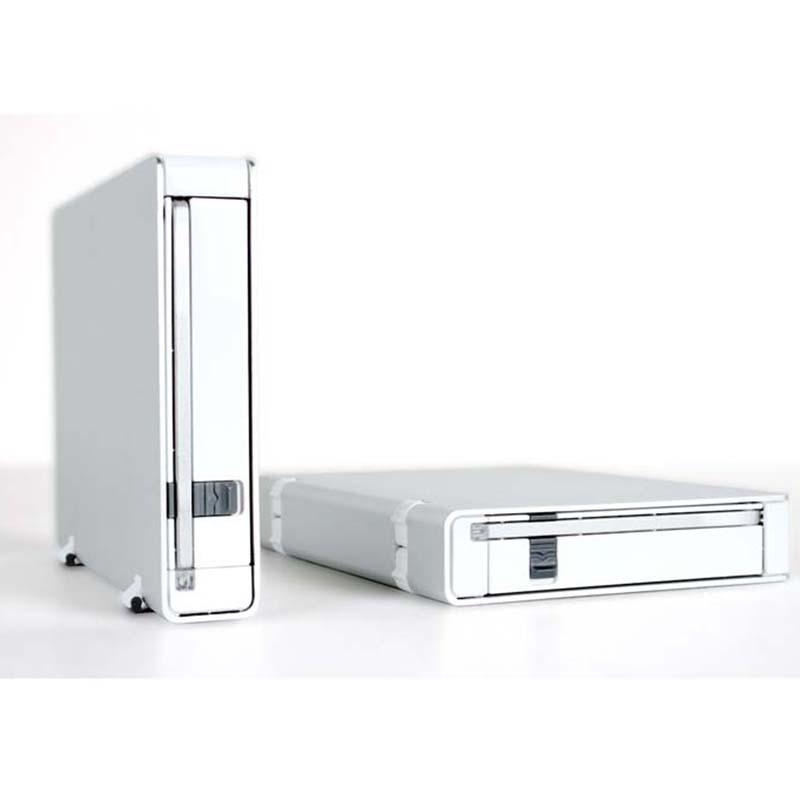 MB-559UEB-1S Caja externa 3.5 USB2.0, FW800