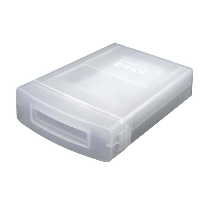 "Caja protectora de discos 3.5"""