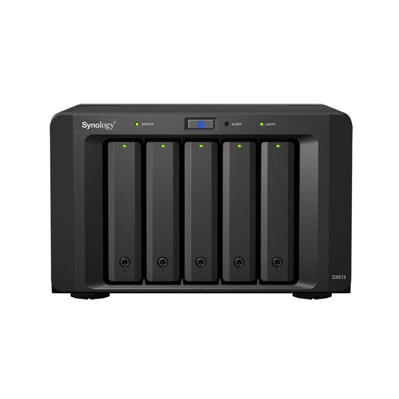 DX513 Unidad de expansión para 5 Discos Duros