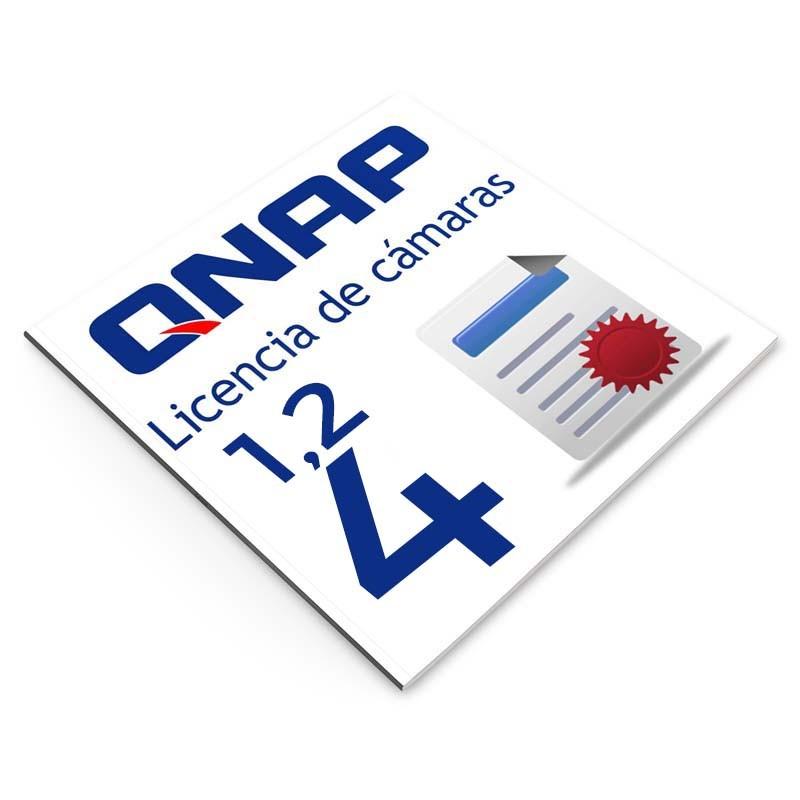 Pack de licencias de cámara IP QNAP