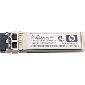 C8R23A Transceiver HP fc sfps para MSA 2040 8GB sw con hpe SFP+