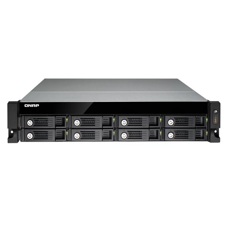 TS-853U Nas 8 bahías - Intel Celeron 2.0GHz quad-core, RAM 4GB DDR3L