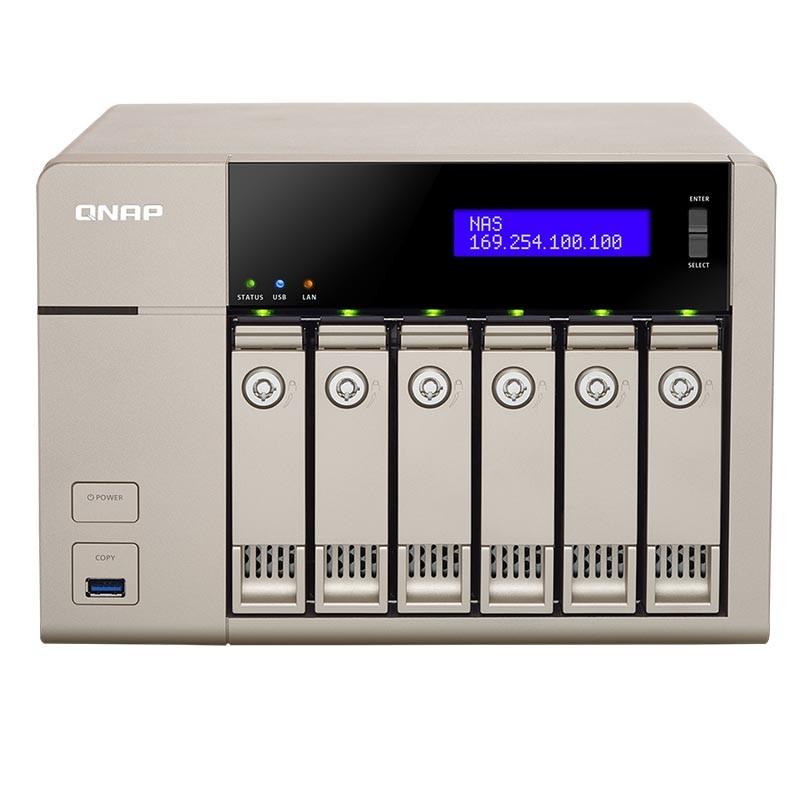 Servidor Qnap TVS-663