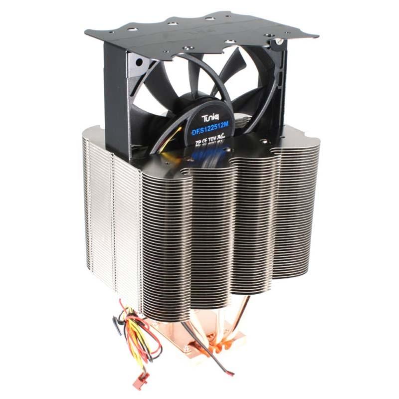 SBT-T120 Disipador CPU Tower 120 Heat Pipe