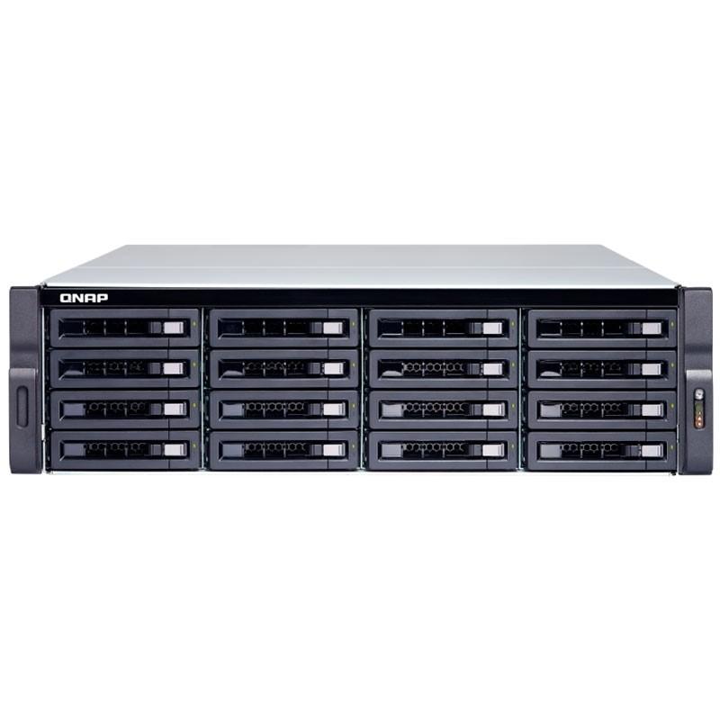 TS-1677XU-RP-2600-8G Rack 16 bahías