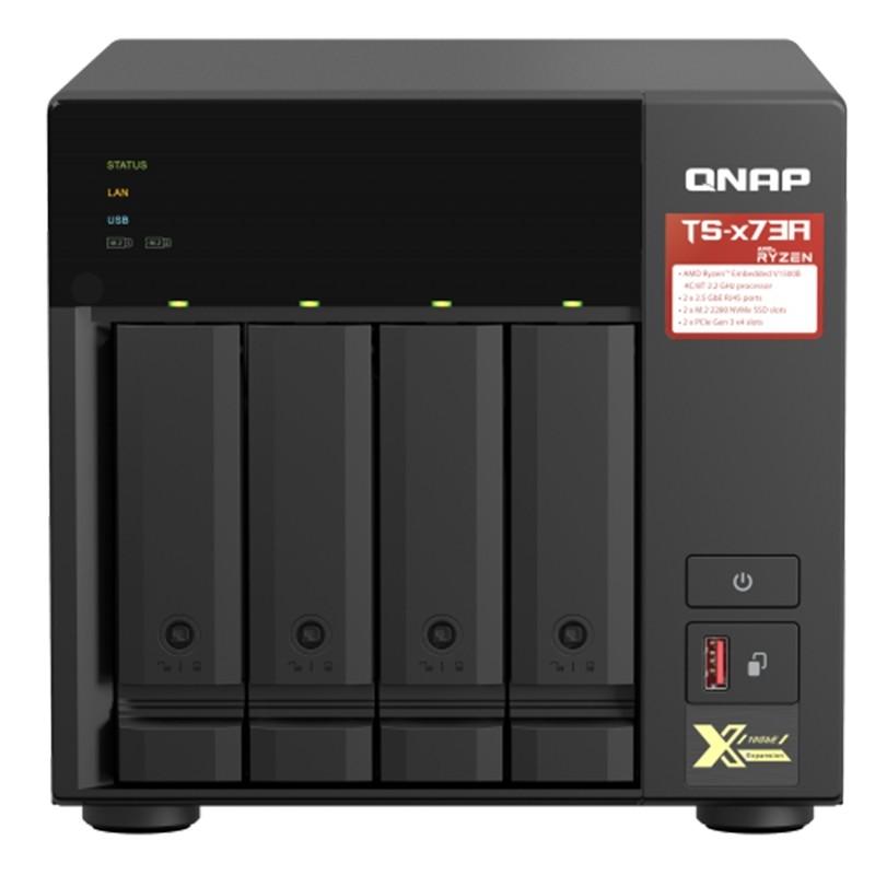 Qnap TS-473-4G  4 Bahías
