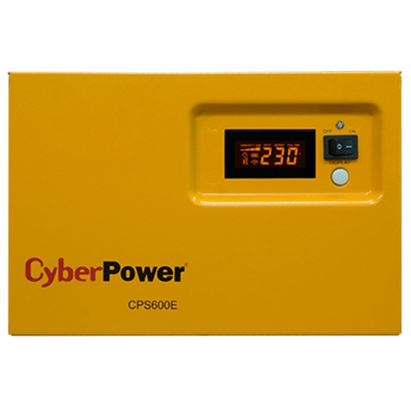 CyberPower CPS600E Inversor de Corriente