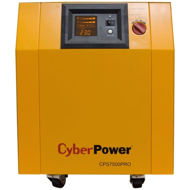 CPS7500PRO EPS inversor LI-ONDA pura 7500VA/5250W 48V