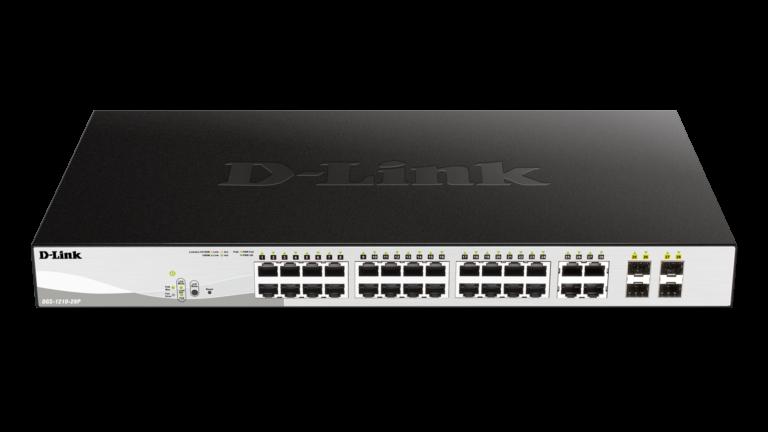 Switch D-Link DGS-1210-28P