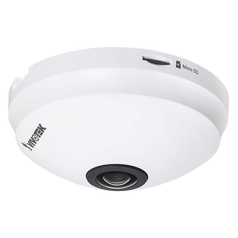 Camara IP compacta 360