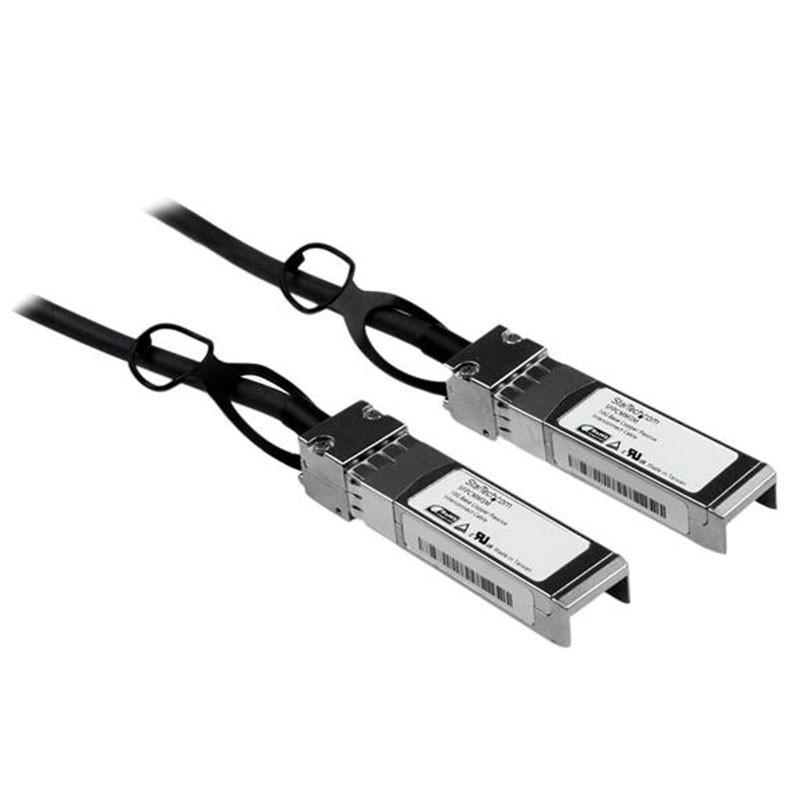 SFPCMM3M Cable 3m de Red Twinax Pasivo Cobre SFP+ 10 Gigabit Ethernet Direct Attach