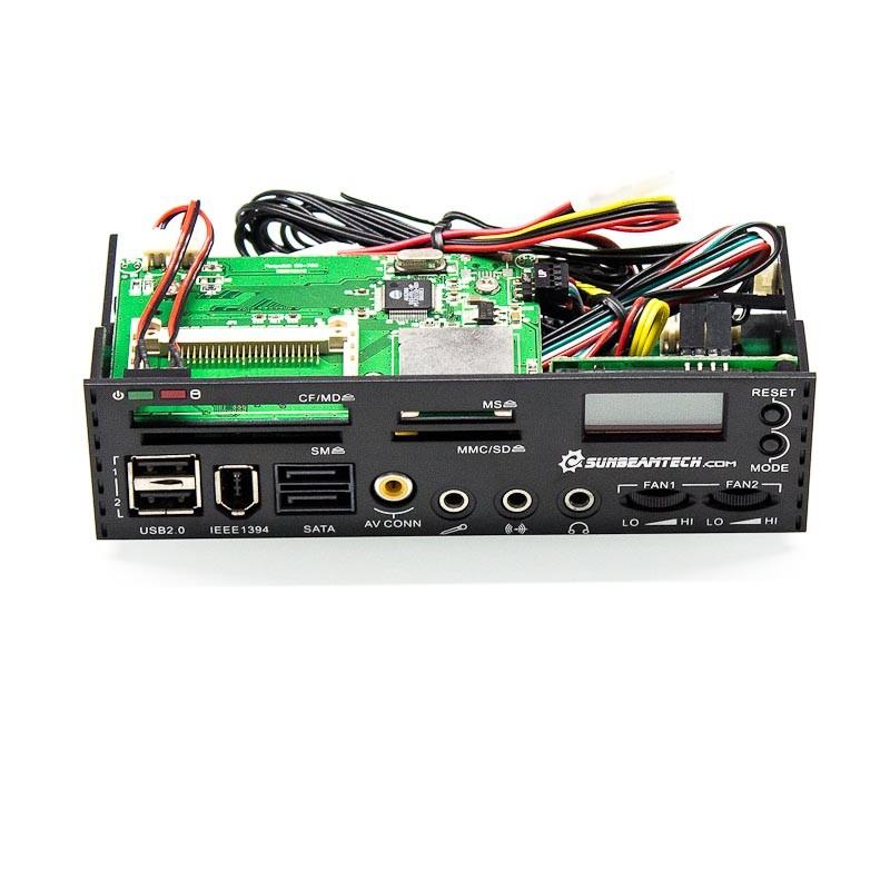 SBT-SP-BA Frontal multifunción 20 en 1 con control de ventiladores