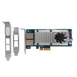 LAN-10G2T-X550 Tarjeta de red QNAP doble puerto 10 Gb LAN Base-T modelos Torre y Rack