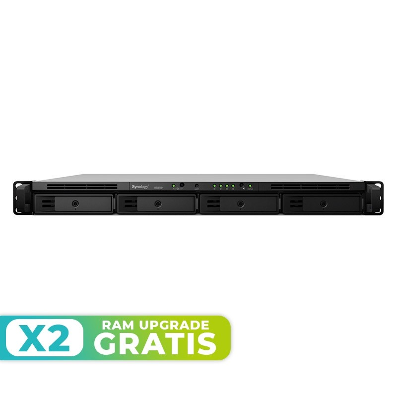 Synology RS818+