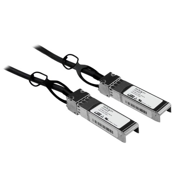 Cable SFPCMM1M 1m de Red Twinax Pasivo Cobre SFP+ 10 Gigabit Ethernet Direct Attach
