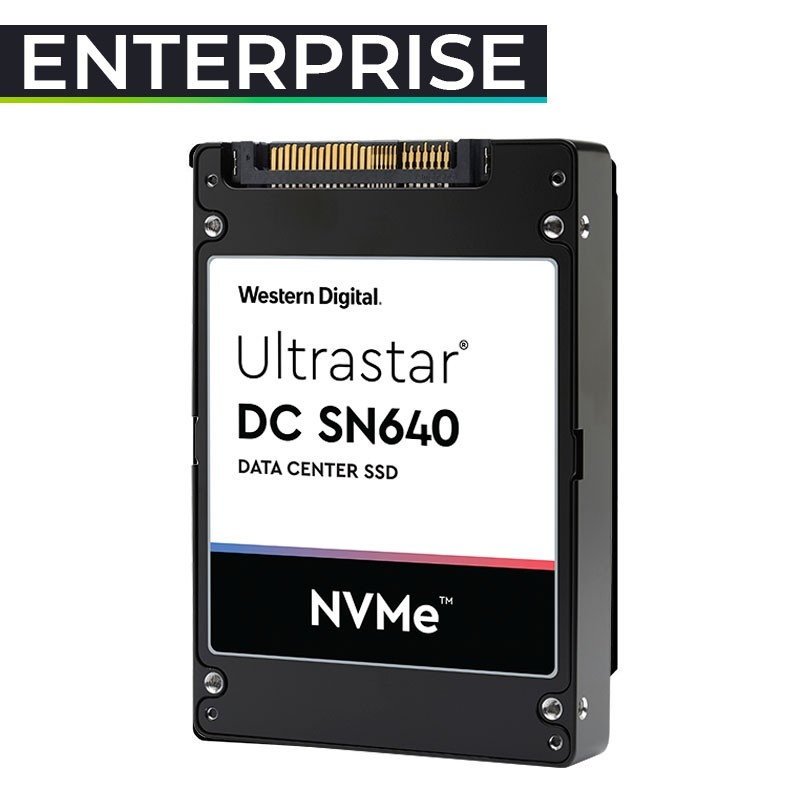Disco duro Ultrastar 7680GB