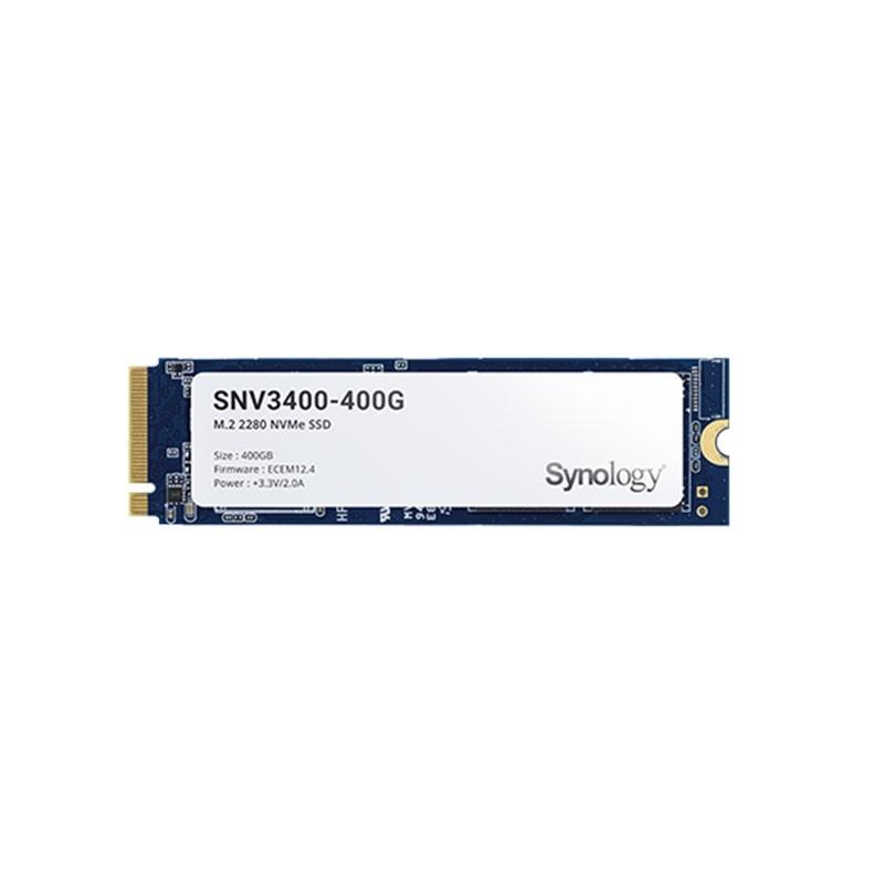 Memorias SSD NVMe M.2  Synology