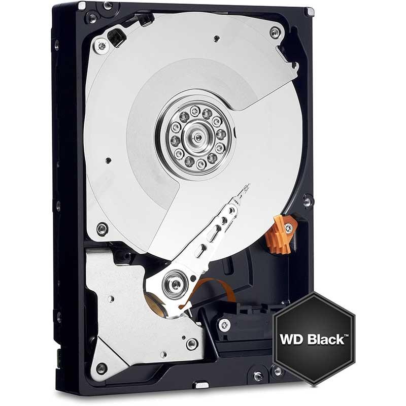 """WD1003FZEX 1TB Disco Duro 3.5"""" Edición Black 7200RPM 64MB"""