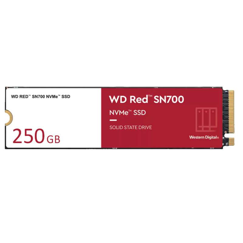 Memorias SSD NVMe 250GB WD