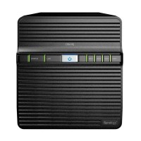 DS416J NAS 4 Bahías - Marvell Armada Doble Núcleo 1.3Ghz, 512MB DDR3