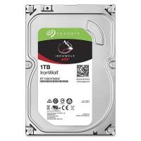 """ST1000VN002 1TB Disco duro 3.5"""" Edición IRONWOLF NAS 5900RPM 64MB"""