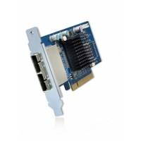 SAS-6G2E-D Tarjeta de expansión de doble puerto SAS 6Gbps Original QNAP