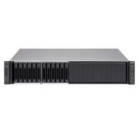 SS-EC1279U-SAS-RP-NoRail NAS 12 bahías SAS -  Intel Xeon, E3-1225, 3.1 GHz, RAM 4GB ECC