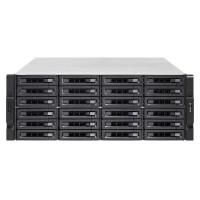 TVS-EC2480U-SAS-RP-8GE-R2 24 bahias - Intel Xeon E3-1246 v3 3.5GHz Quad Core, 8GB DDR3 ECC